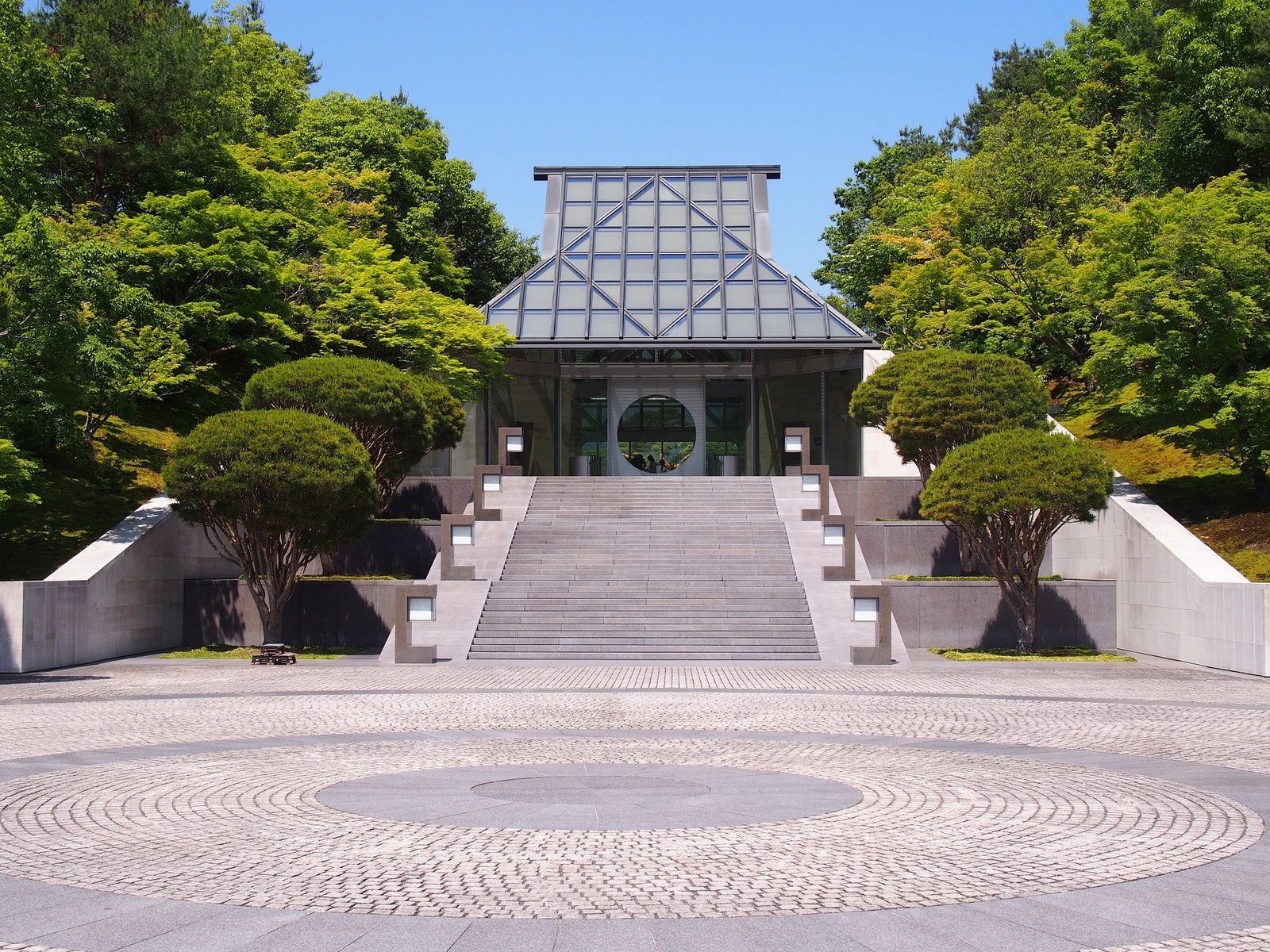 JAPON : LE MUSEE MIHO