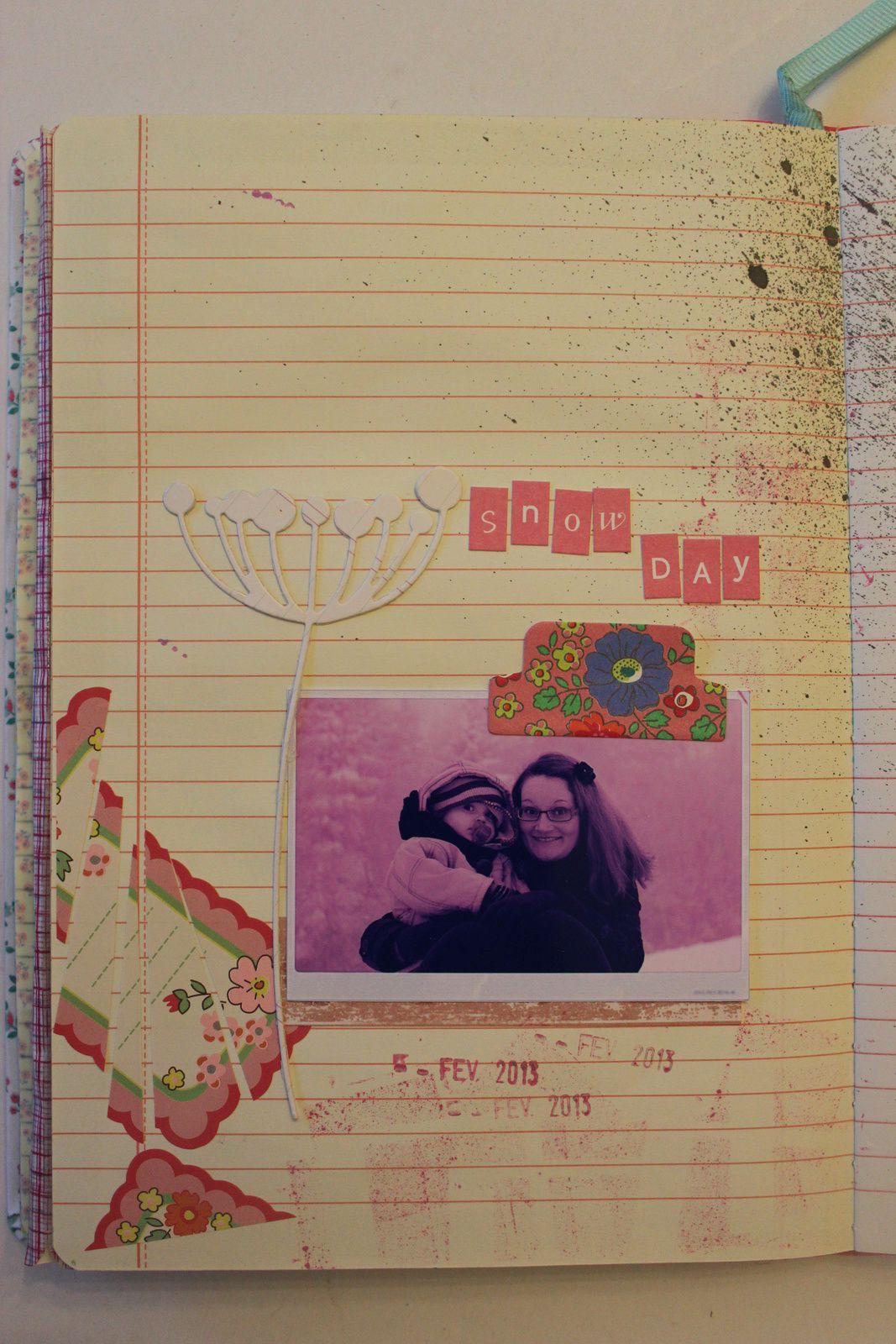 Carnet de notes... notes de scrap page 15