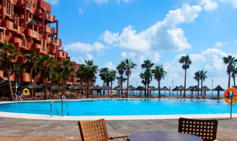 holidays world hotels in benalmadena nice hotels in spain