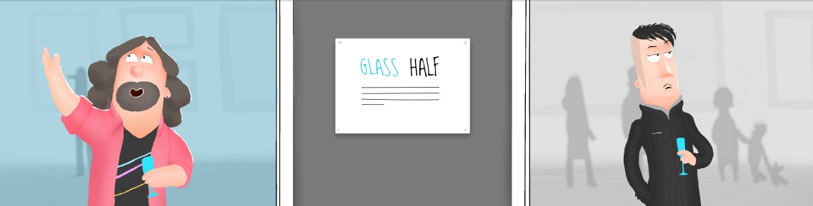 Glass Half: Nouvel Open Movie de la Blender Fondation !