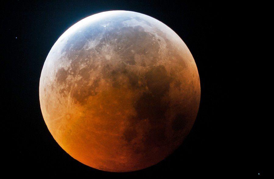 Ne ratez pas l'éclipse totale de la Lune cette nuit !