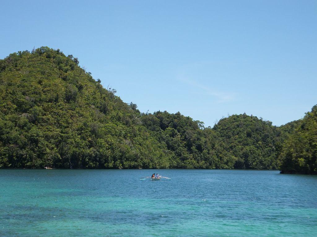 Un petit tour en banca sur l'île de Siargao ?