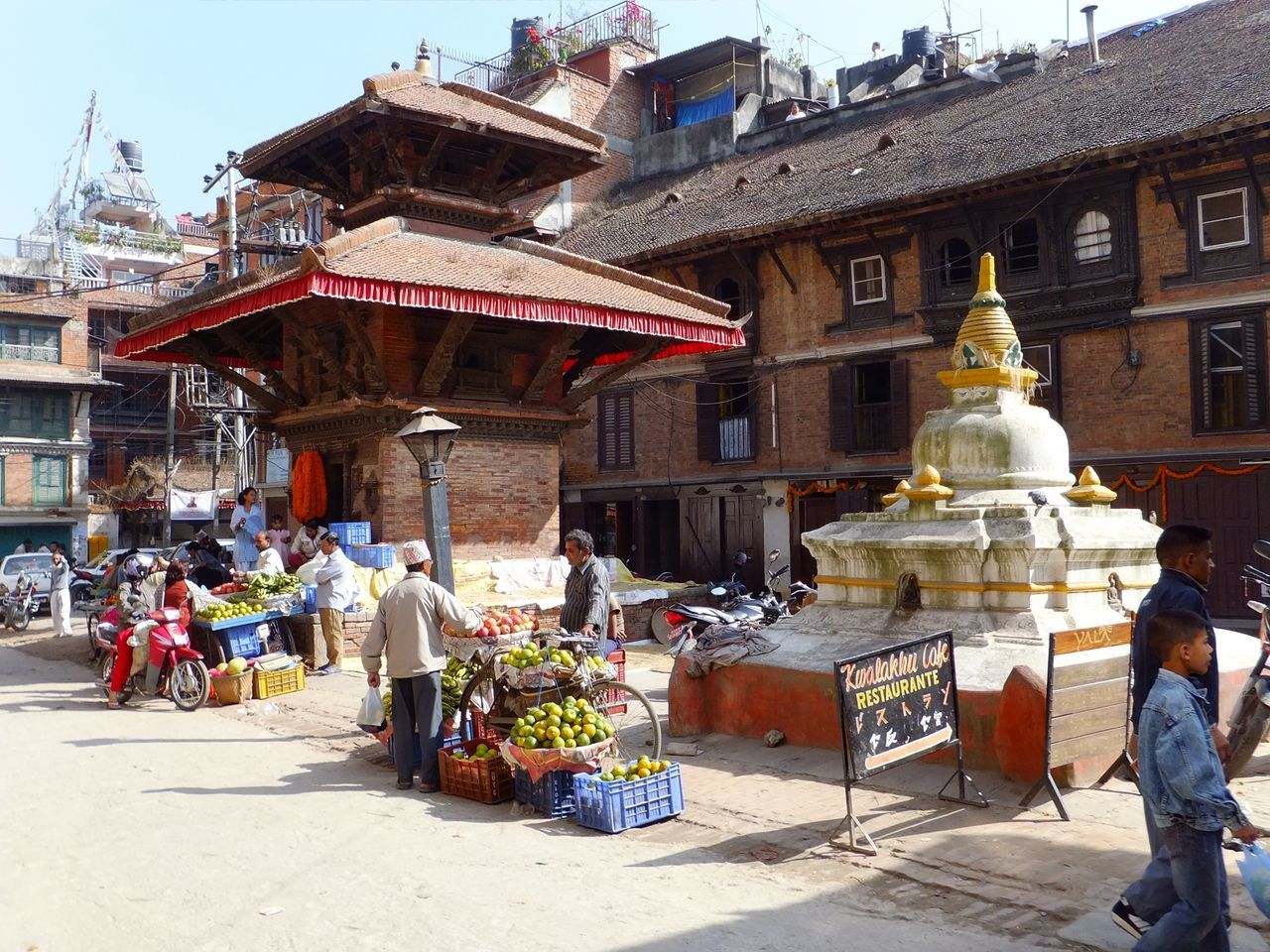 Le Népal en images !
