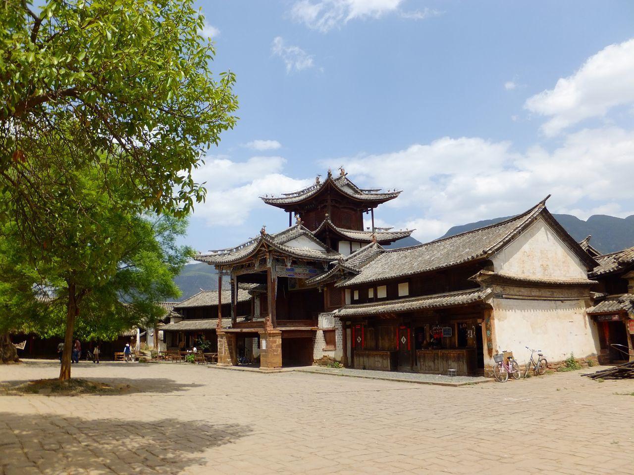 A Shaxi, nous remontons le temps sur l'ancienne route du thé et des chevaux