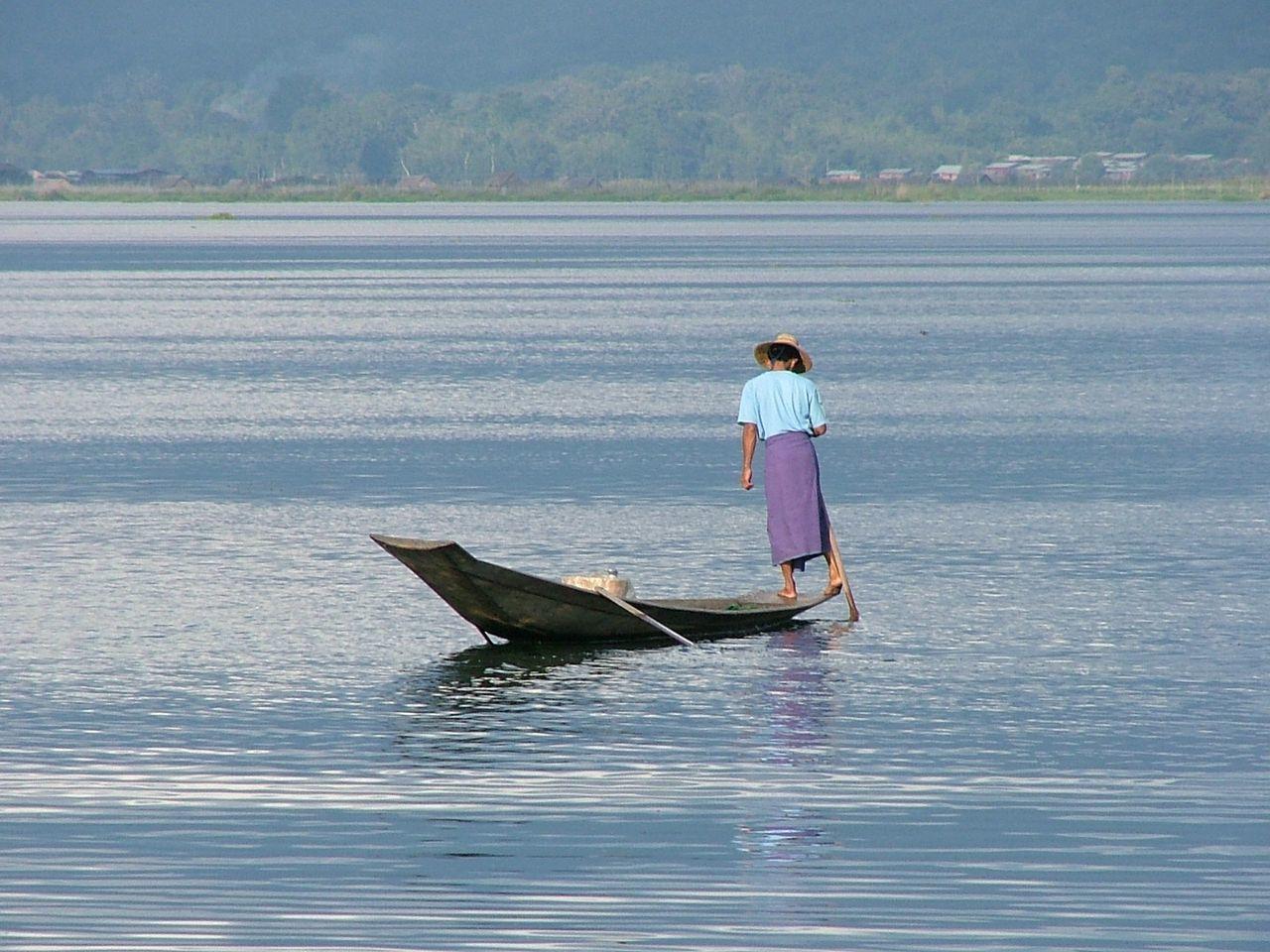 Douceur de vivre au lac Inlé