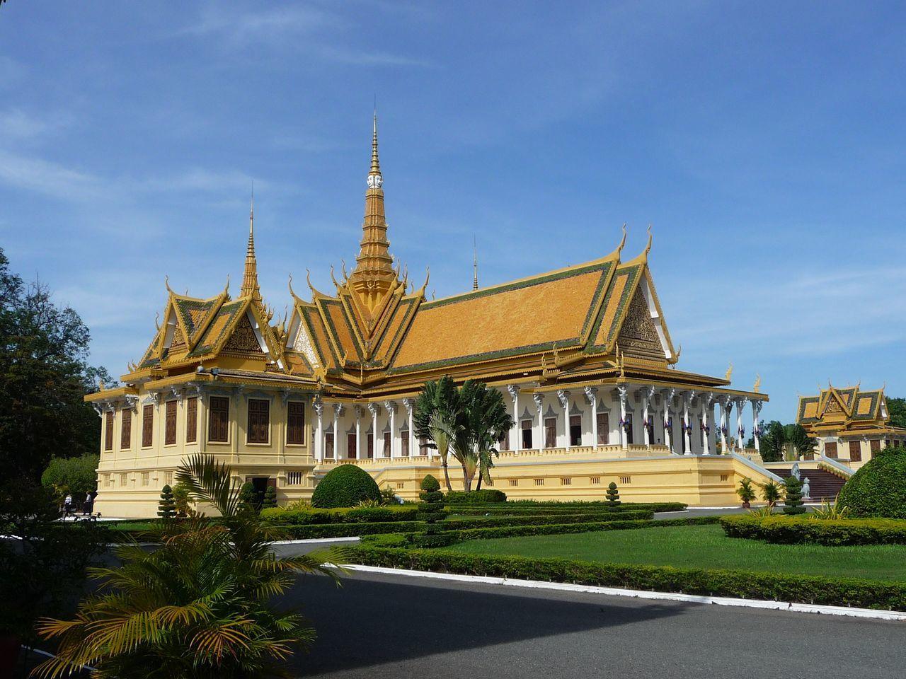 Destination : le Cambodge !