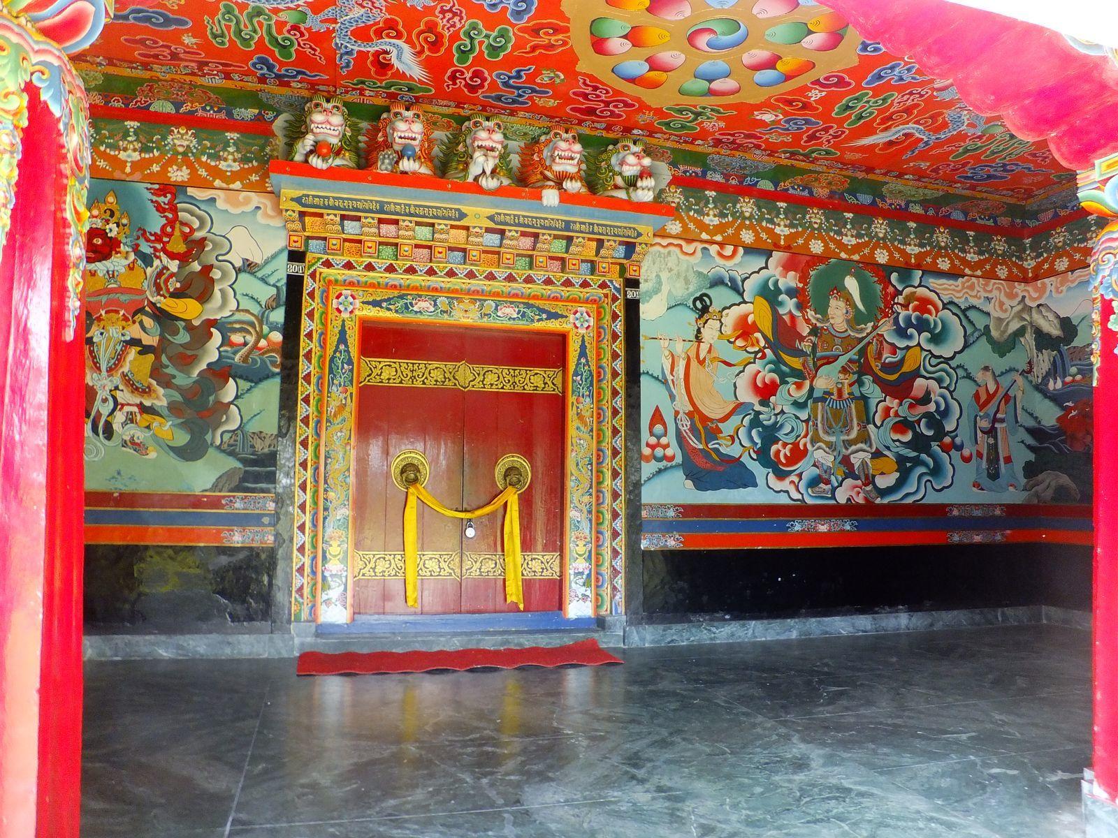 Quelques gompas à ne pas manquer près de Sajong, au Sikkim