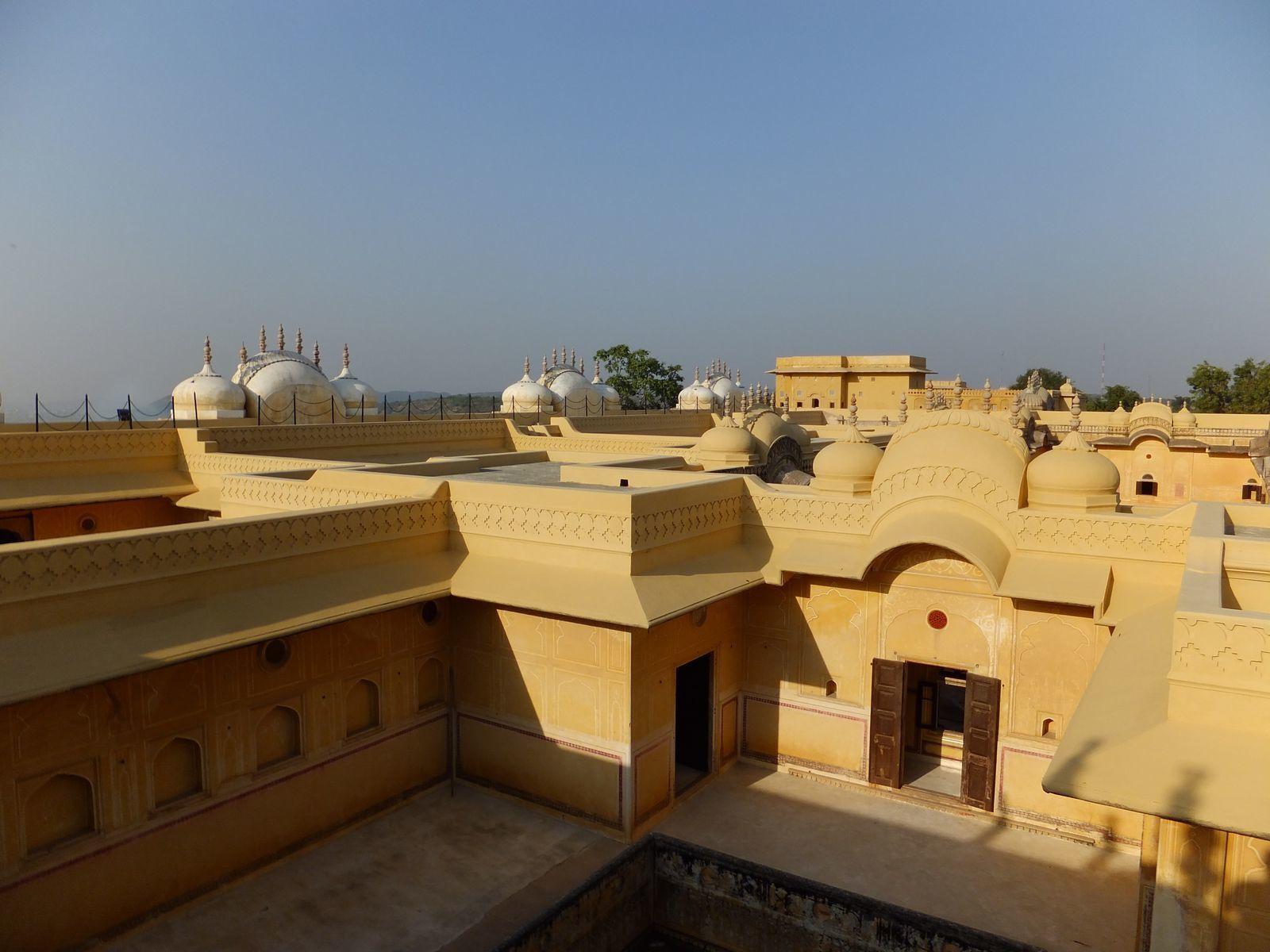 Nahargarh, notre fort &quot&#x3B;coup de coeur&quot&#x3B; en Inde !