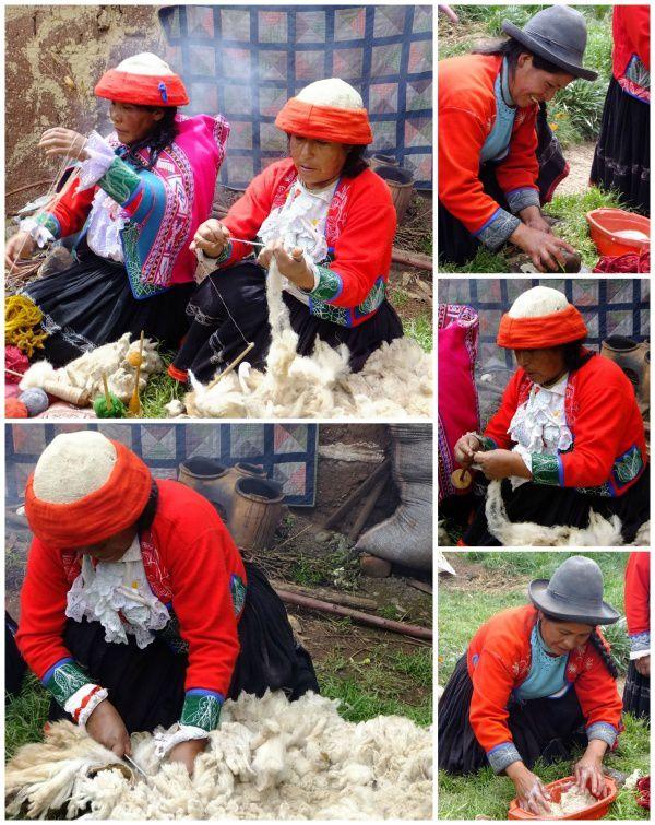 A la rencontre des tisseuses de Patabamba au Pérou !