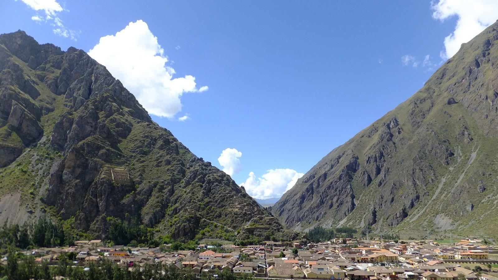 Nos 4 bonnes raisons de faire étape à Ollantaytambo au Pérou !