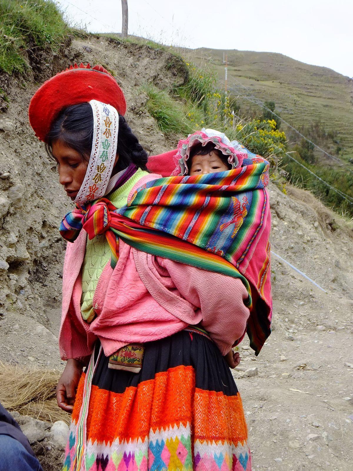 Rendez-vous à Patacancha au Pérou !
