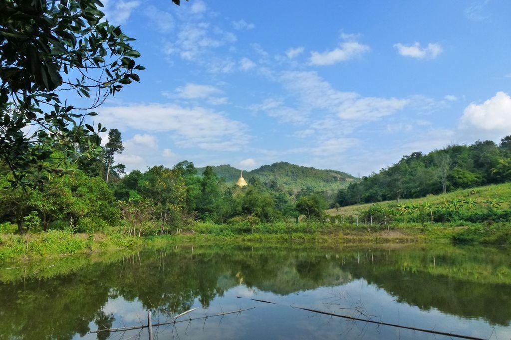 Trek et balades dans le nord de la Thaïlande