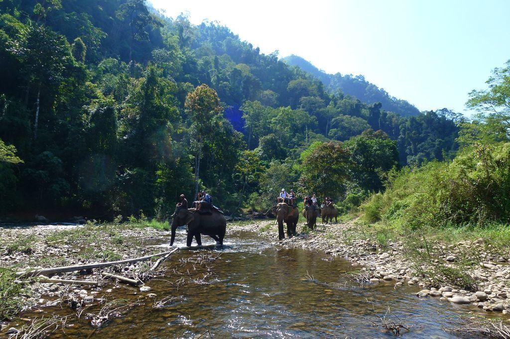 Sangklaburi, douceur de vivre à la frontière birmane