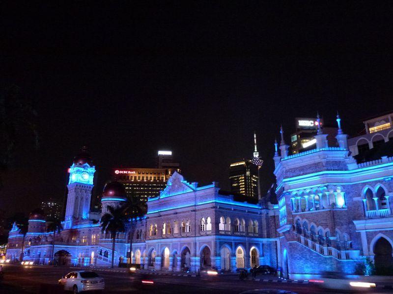 Kuala Lumpur, balade dans la capitale de la Malaisie