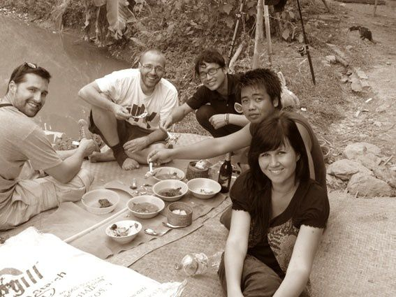 Nong Khiaw, terre de rencontres au Laos