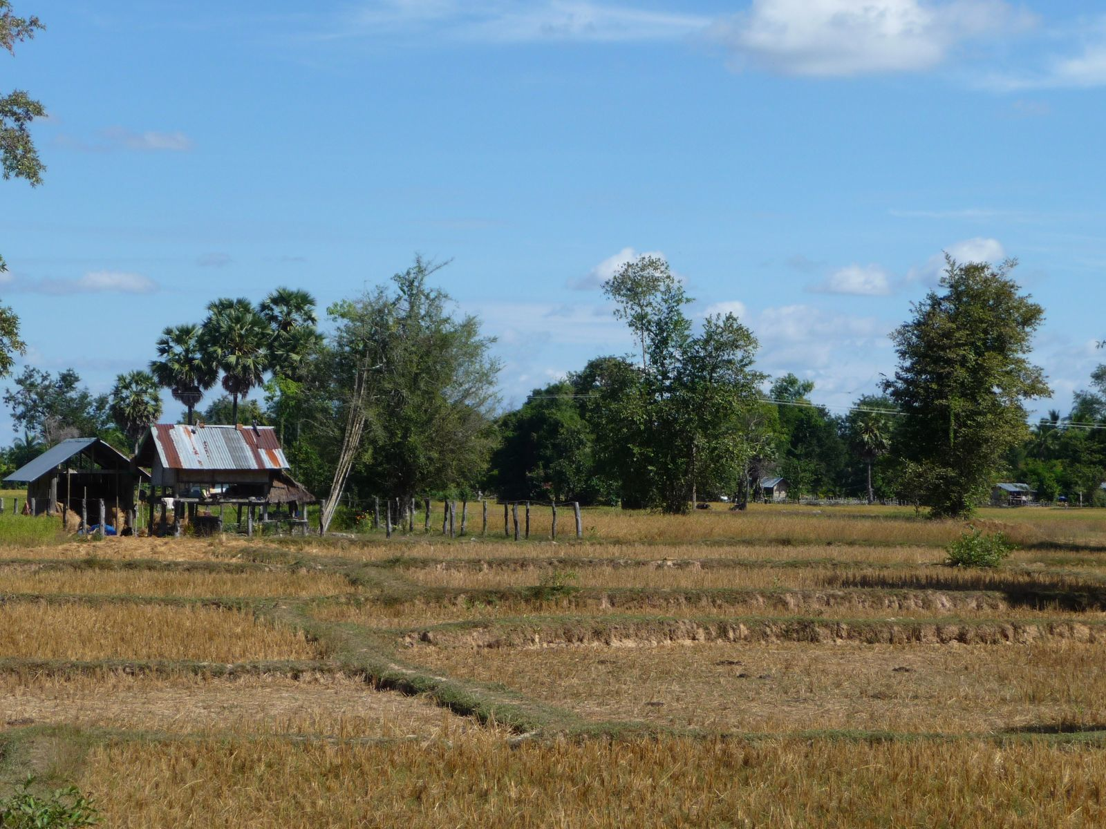 Embarquement pour les 4000 îles au Laos