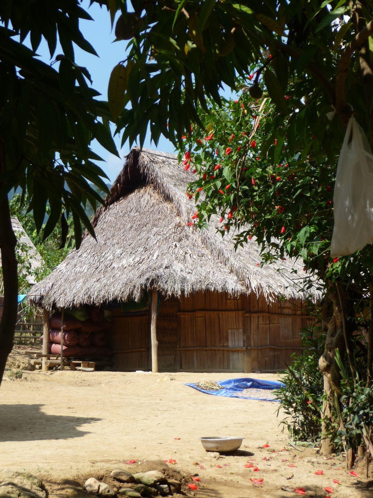 Muang Ngoi au Laos, un sentiment de bout du monde...