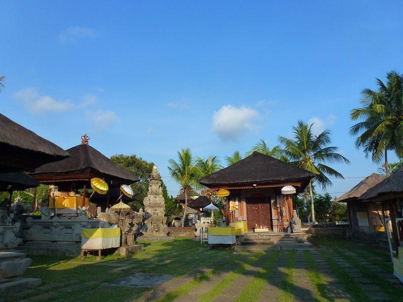 Ferveur hindouiste à Bali