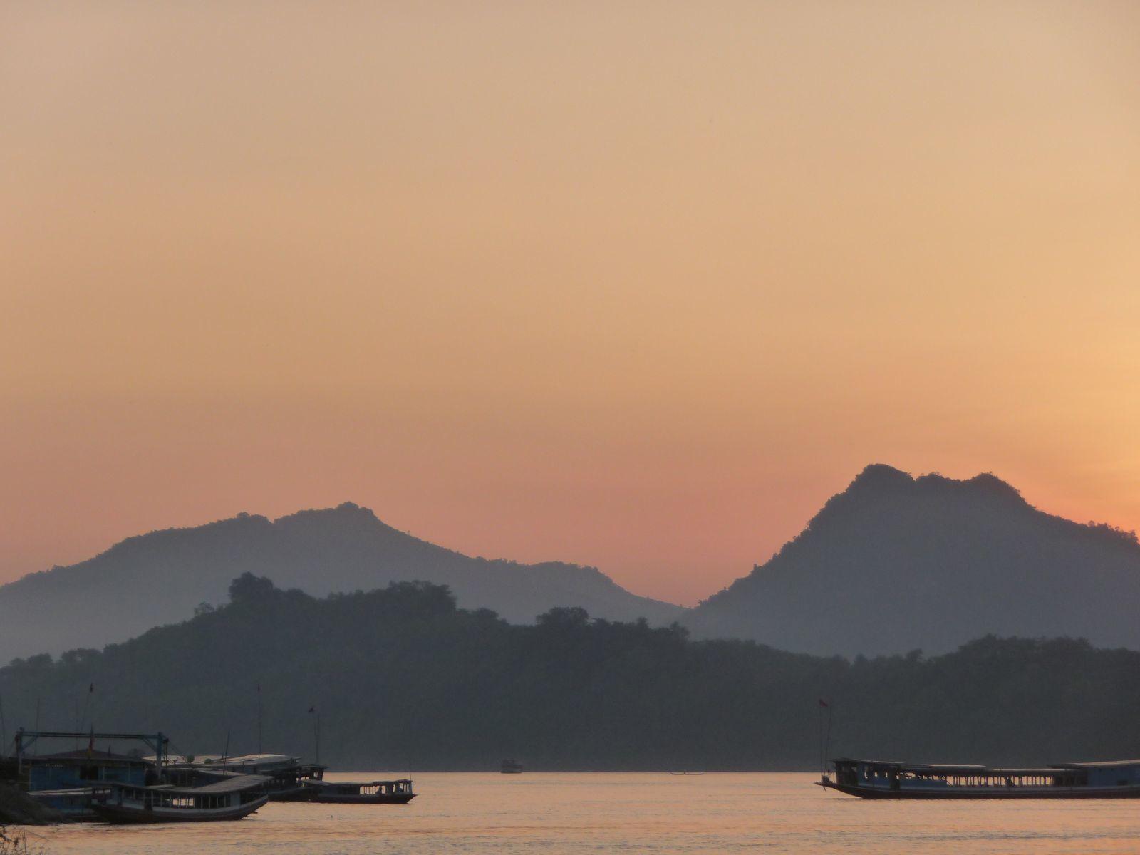 Luang Prabang, élégante cité du Laos