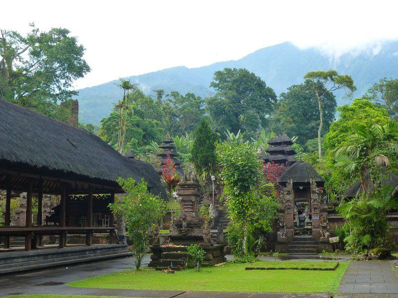 Retour à la nature à Wongayagede