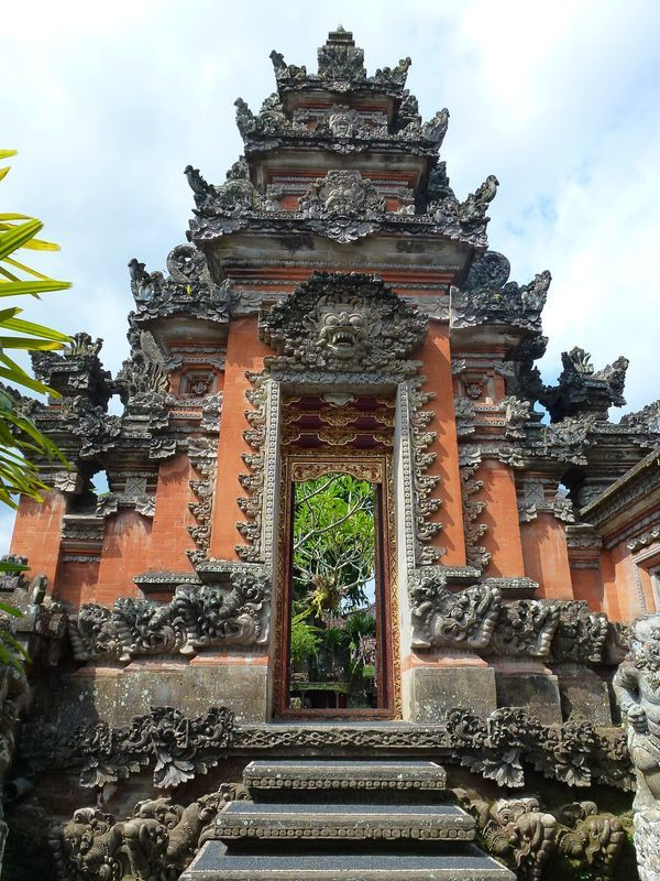 Culture et nature à Ubud