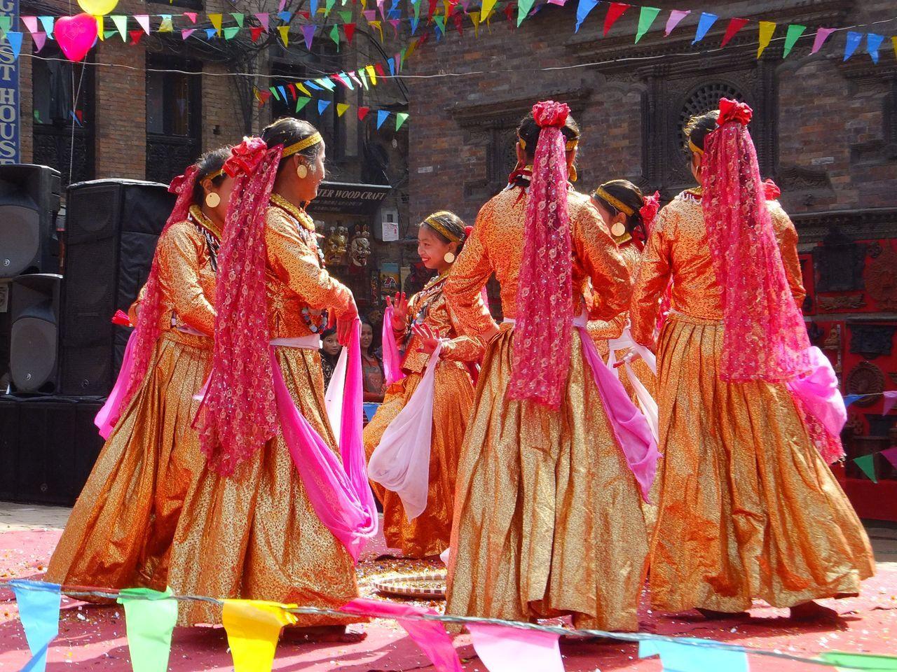 Danses et musiques traditionnelles