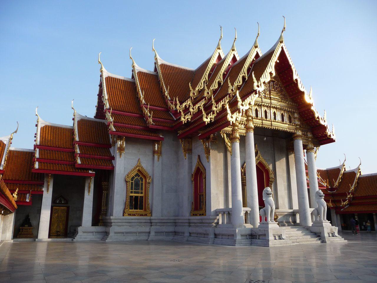 Bangkok : quelques édifices à ne pas manquer !