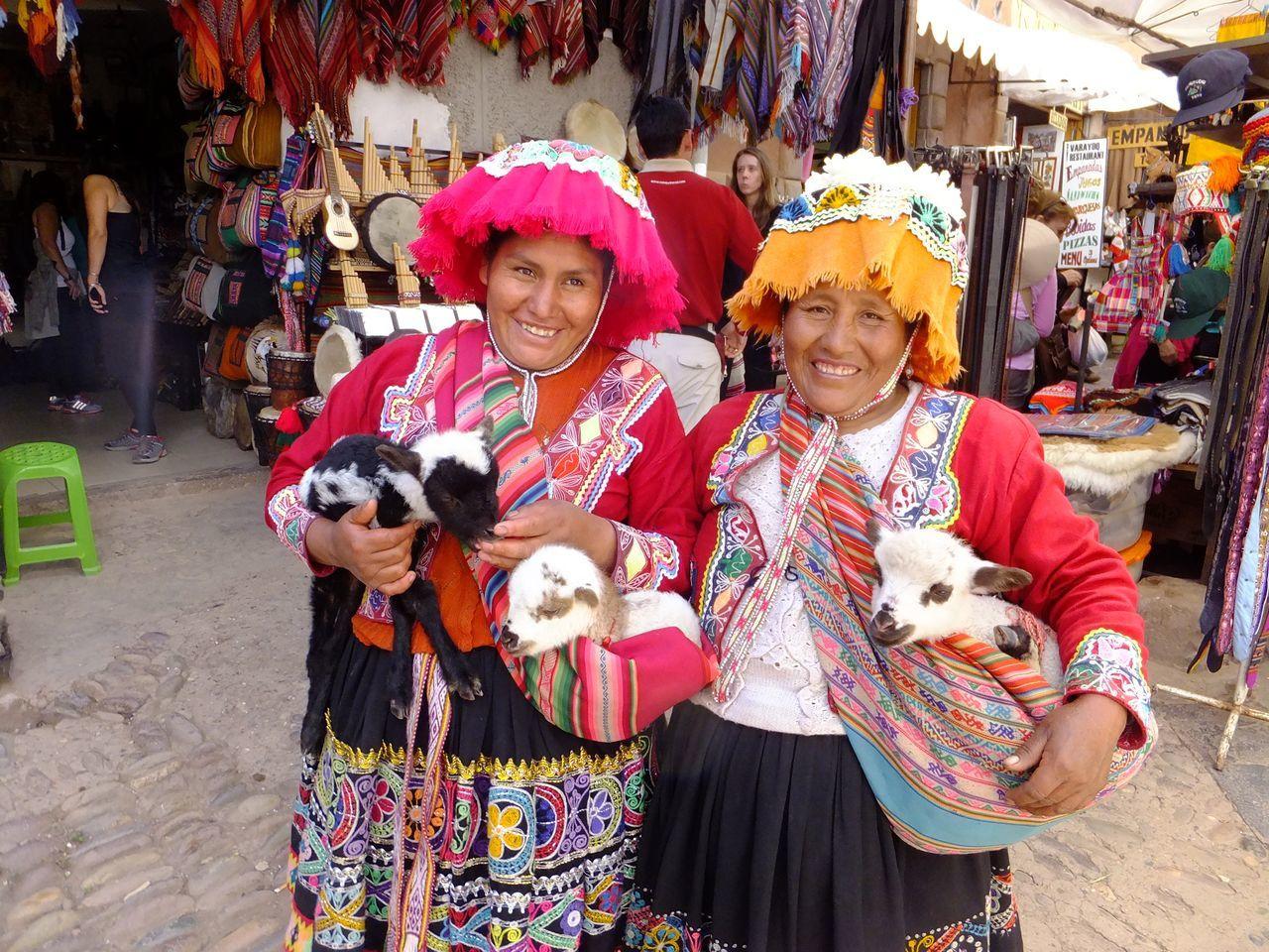 Pisac, village incontournable de la Vallée Sacrée au Pérou