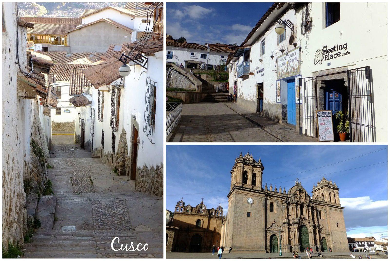 Quelques idées d'activités à Cusco au Pérou !