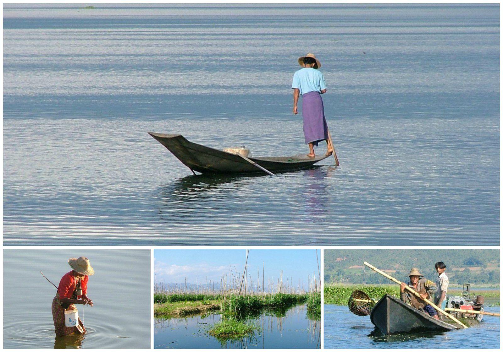 Destination, la Birmanie