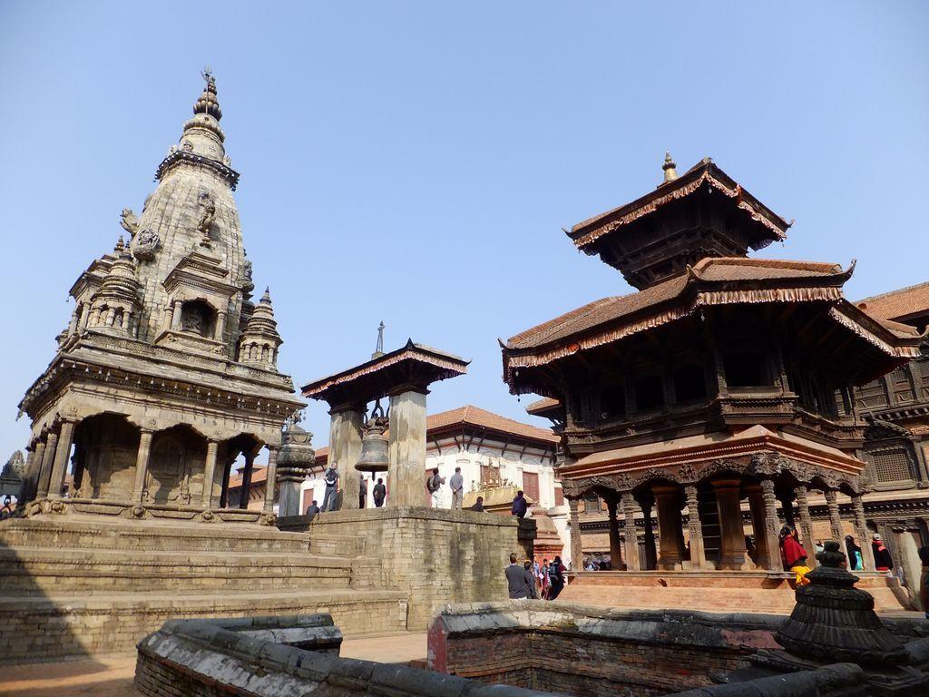 Destination, le Népal