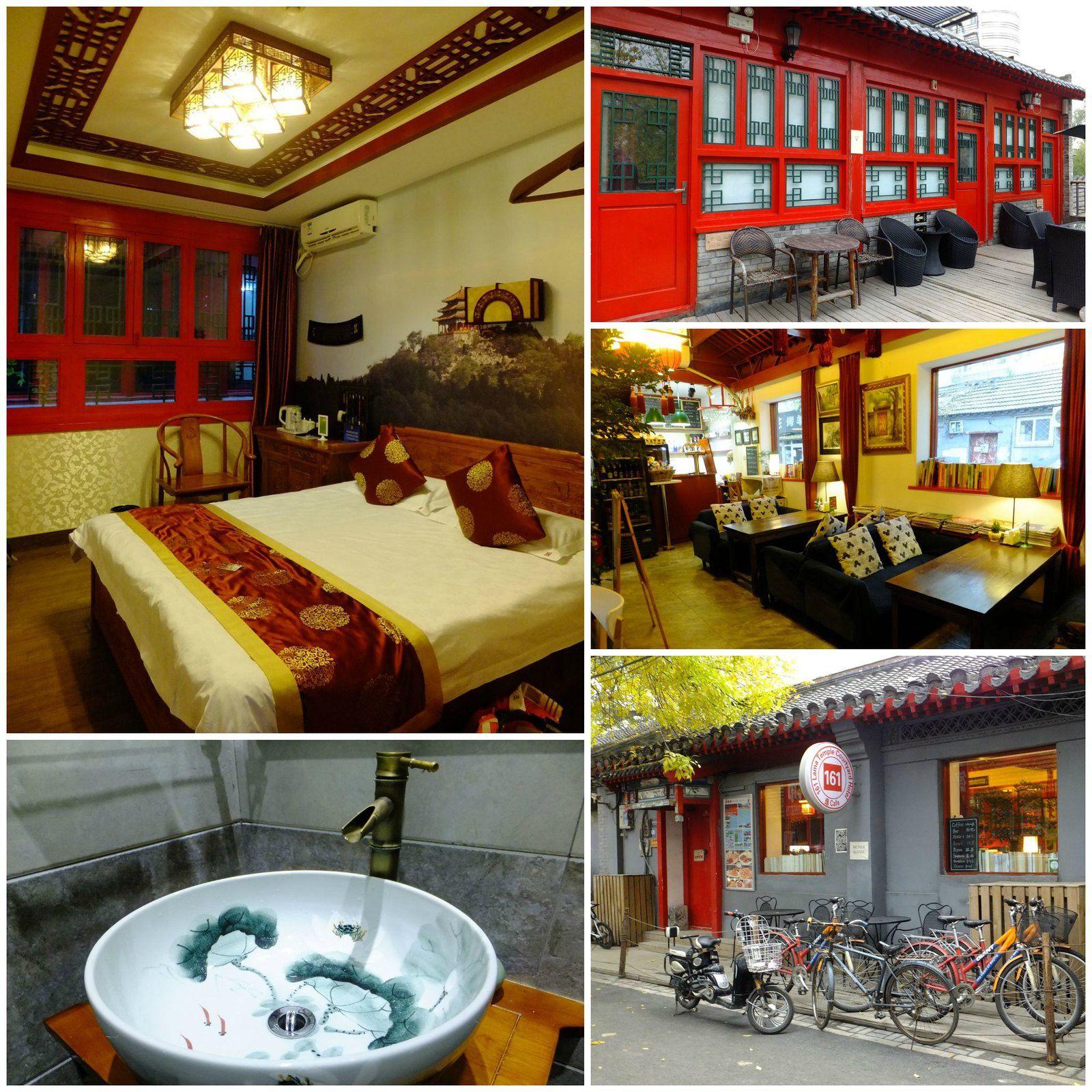 Balades à Pékin : des hutongs à la cité interdite.