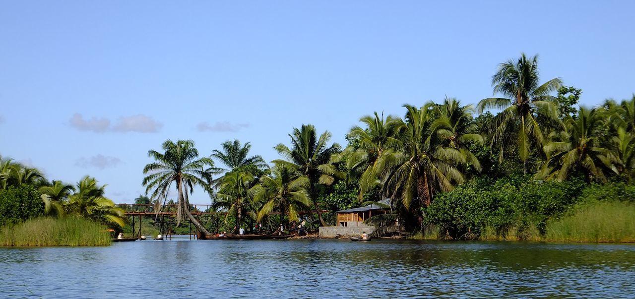 Embarquement pour le Canal des Pangalanes !