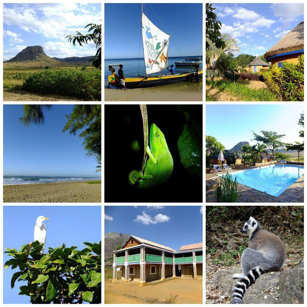 Destination, Madagascar