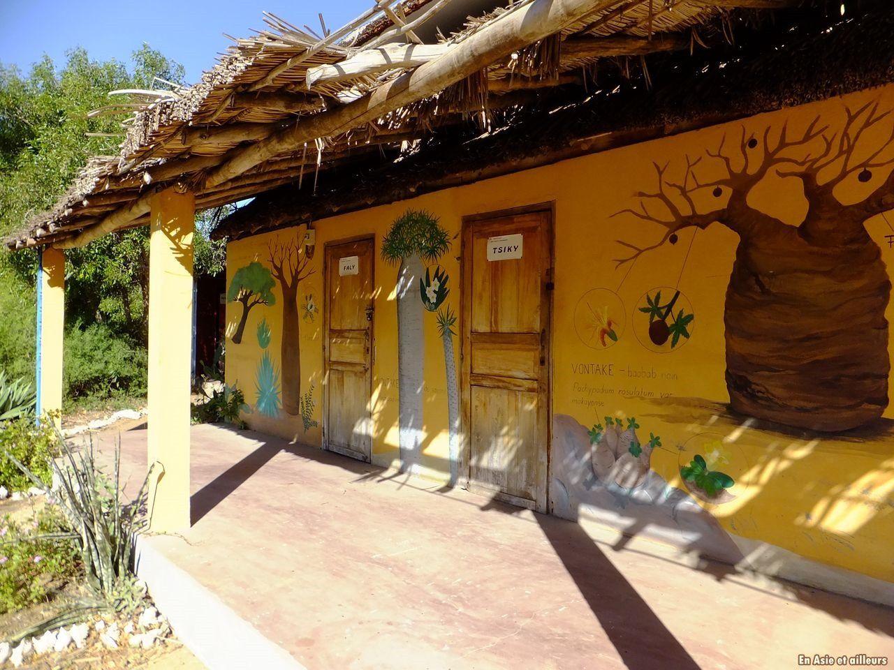 Tourisme solidaire à Mangily