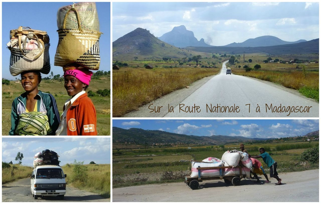 Madagascar, le long de la légendaire Route Nationale 7