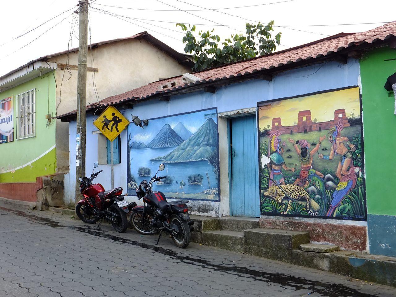 Pourquoi nous avons adoré San Juan La Laguna au Guatemala ?