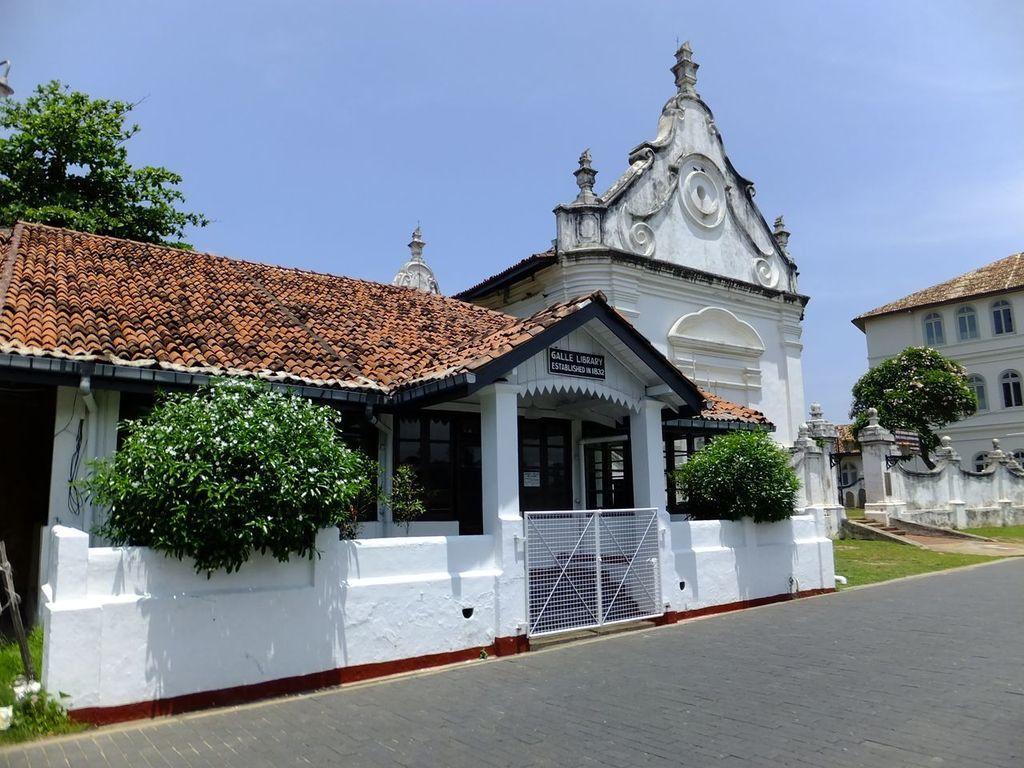 A la découverte de Galle, l'élégante cité coloniale du Sri Lanka