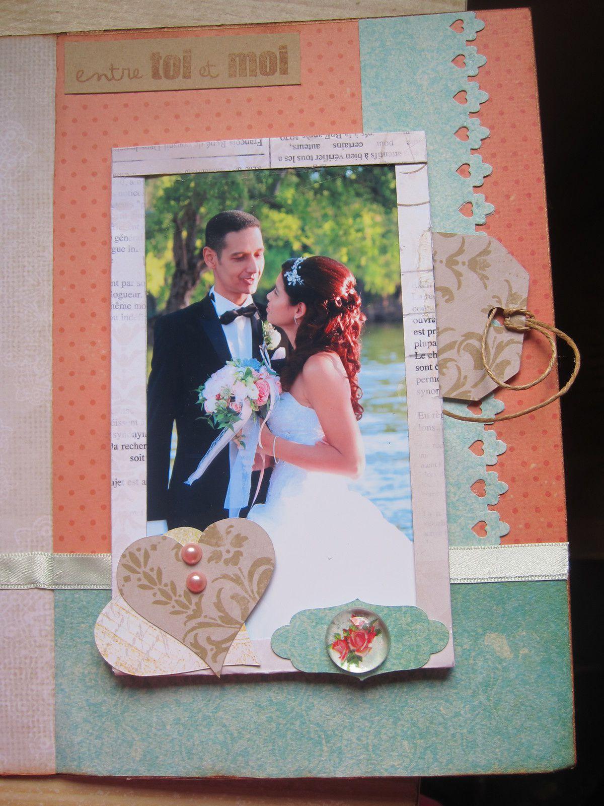 Un tryptique sur le mariage de Nadine et Richard