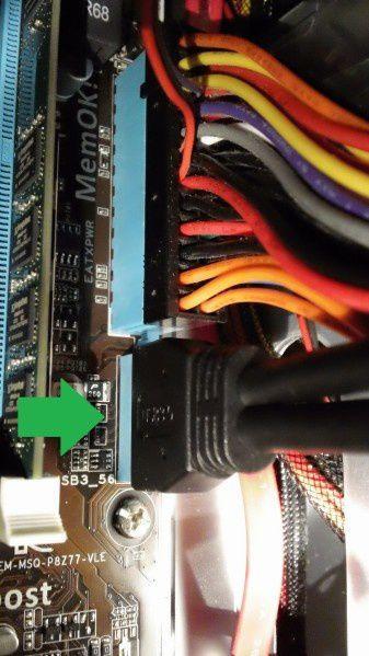 Un rack USB 3.0 en façade: BitFenix USB 3.0 Front Panel