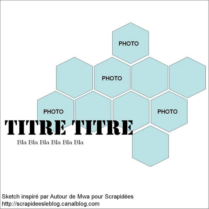 Tournoi Scrapidées - 1er tour