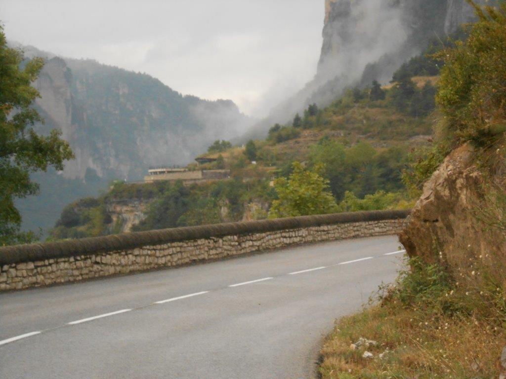 Les Gorges de la Jonte et ses villages typiques.