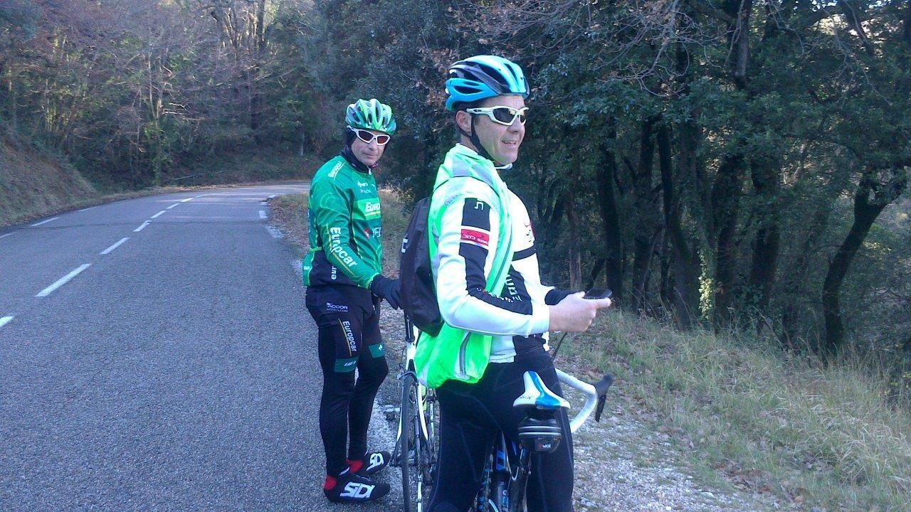 1 - Chartreuse de Valbonne 2 - Bruno le Vert et Gil le Blanc !!!