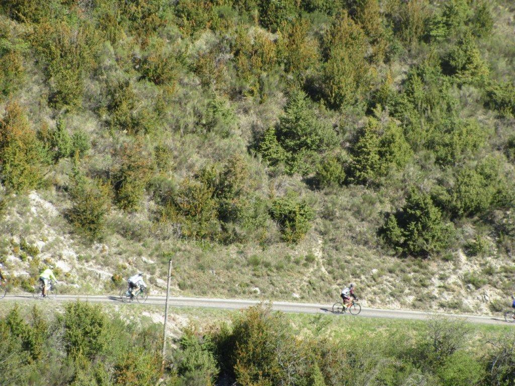 3ème col mais ascension facile et de toute beauté avec une vue magnifique depuis le col de Muse 932 m