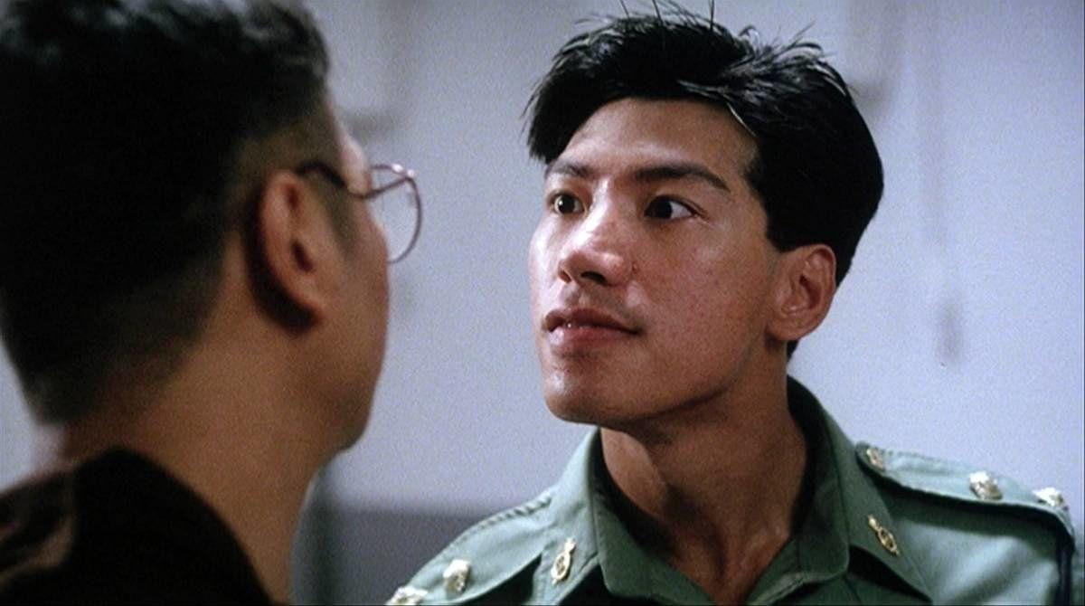Roy Cheung dans le rôle du maton sadique