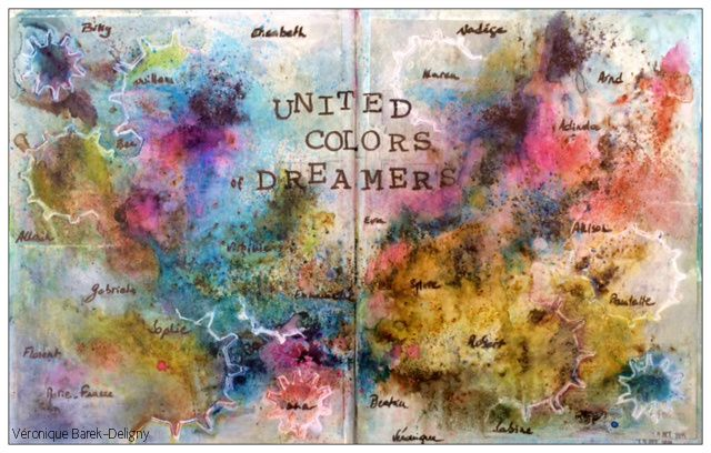 """""""United Colors of Dreamers"""""""