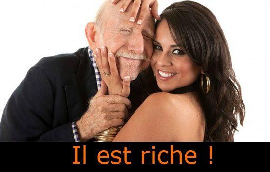 Jolie jeune femme de 26 ans cherche homme riche pour mariage.
