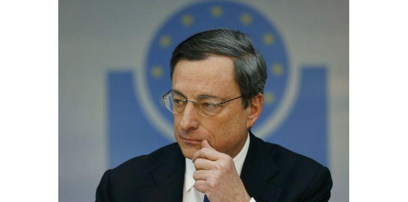 Le Saint des saints c' est Mario Draghi.