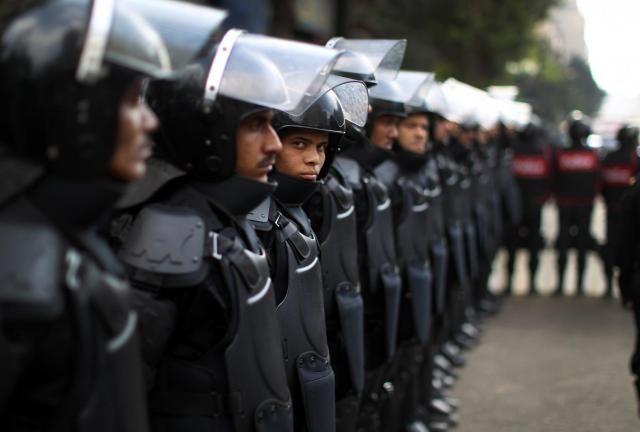 Au Caire, répression sans précédent pour l'anniversaire de la Révolution.