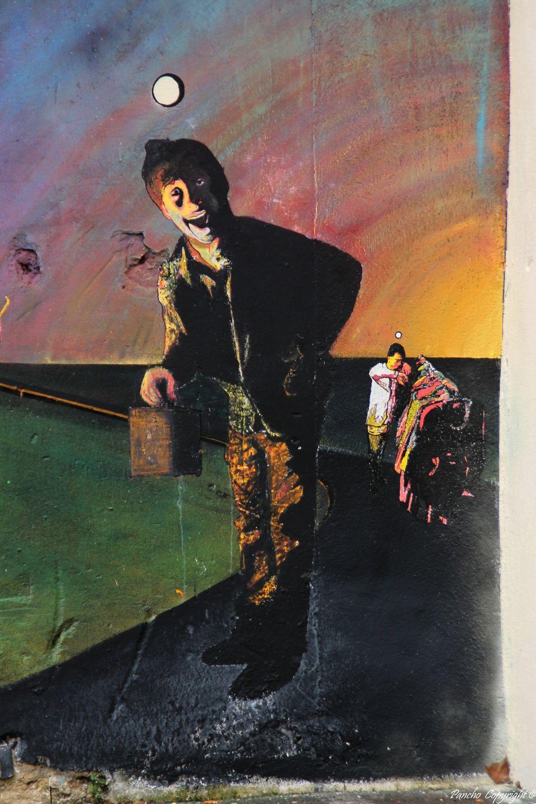 De l'art sur les murs... (2)